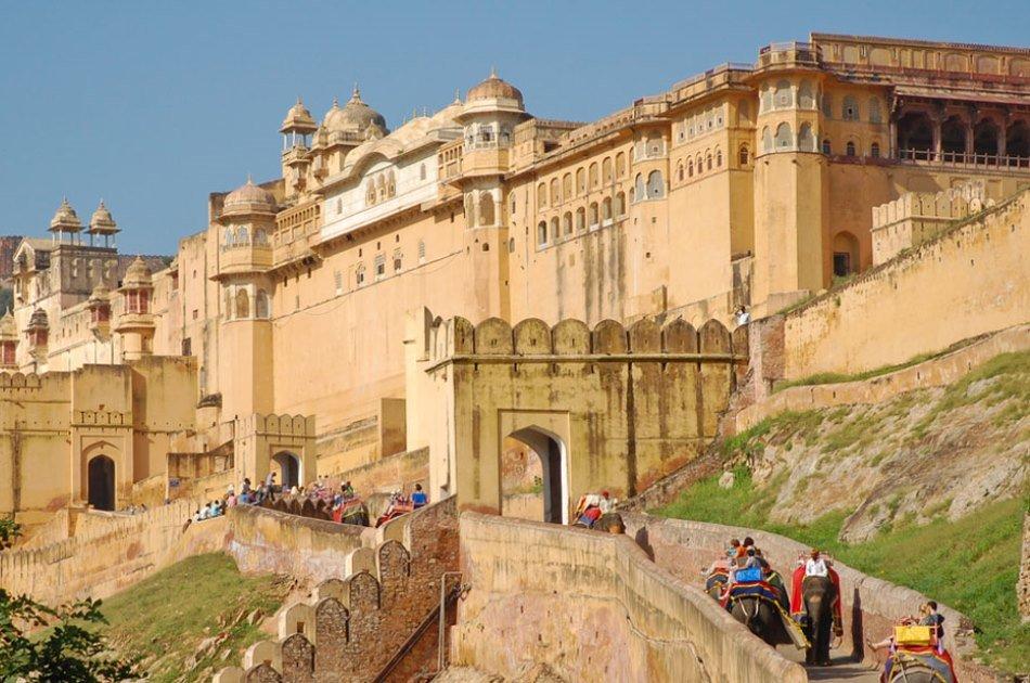 Private Transfer From Jodhpur To Jaipur