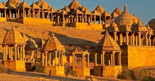 Private Transfer From Jodhpur To Jaisalmer