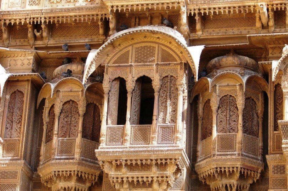 Private Transfer From Jodhpur To Jaisalmer