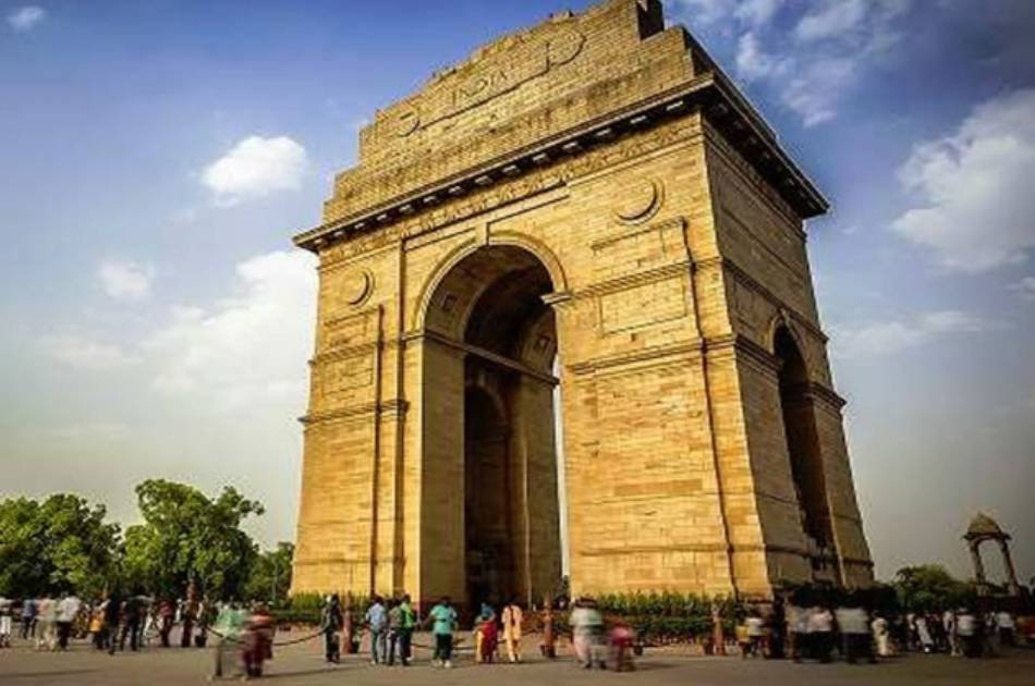 Rich Culture & Heritage Of India With Golden Triangle