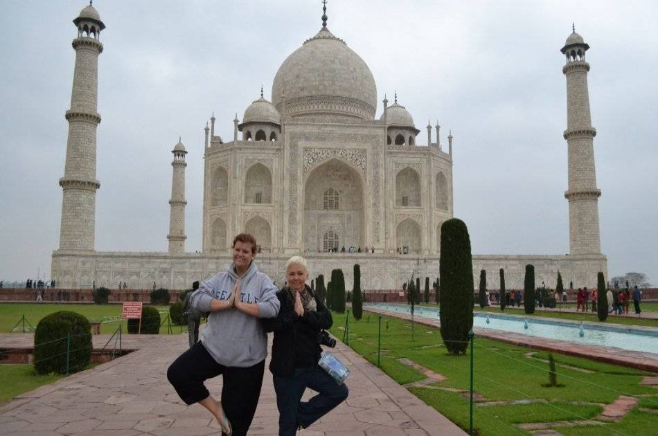 Same Day Agra Tour By Car from Delhi