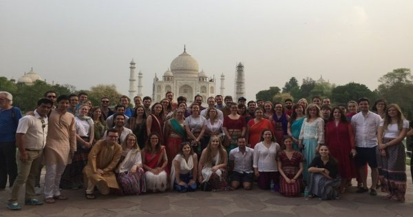 Same Day Agra Tour by Luxury Train from Delhi
