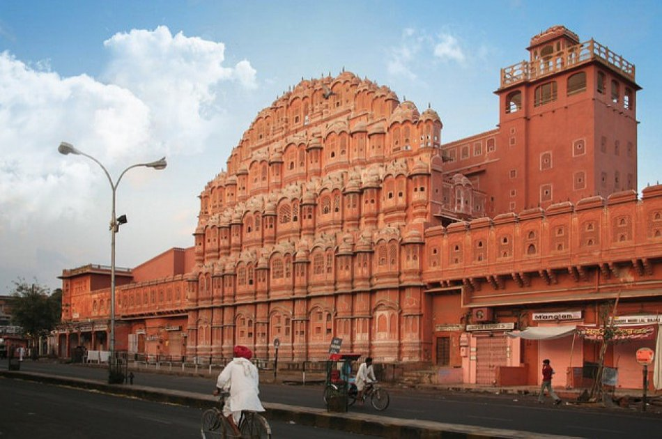 Same Day Jaipur Private Tour From Delhi By Car With Driver
