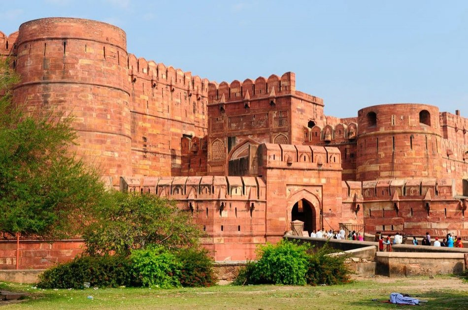See Glorious India On A Golden Triangle 4-Day Guided Tour from Delhi