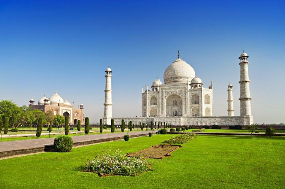 Solo Traveler Taj Mahal Trip Private Tour