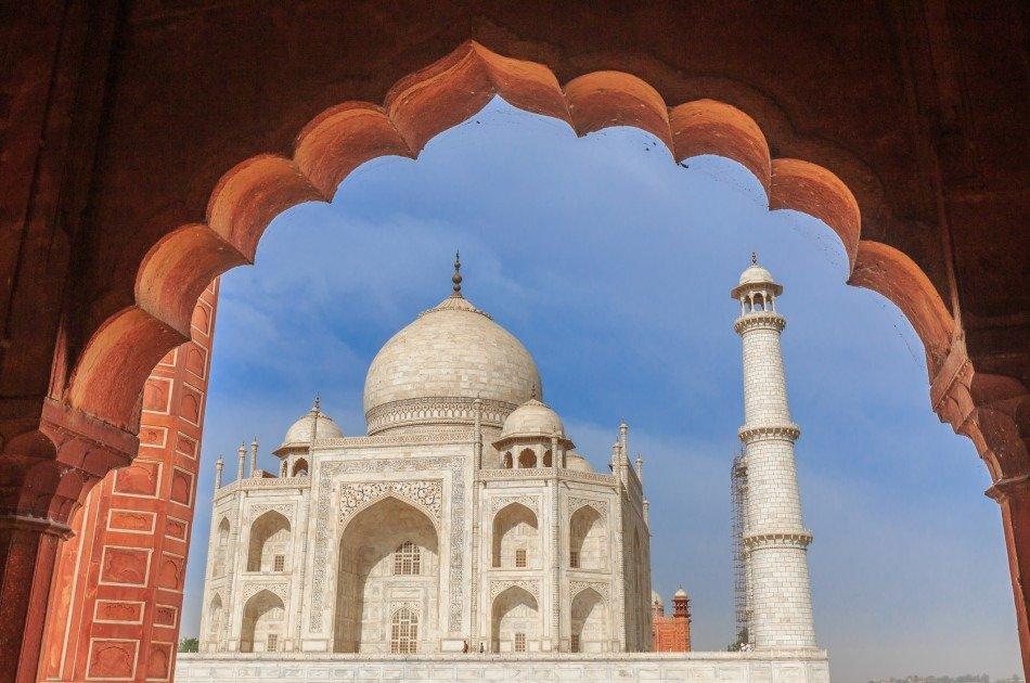 Sunrise Taj Mahal Tour From Delhi By Car And Driver