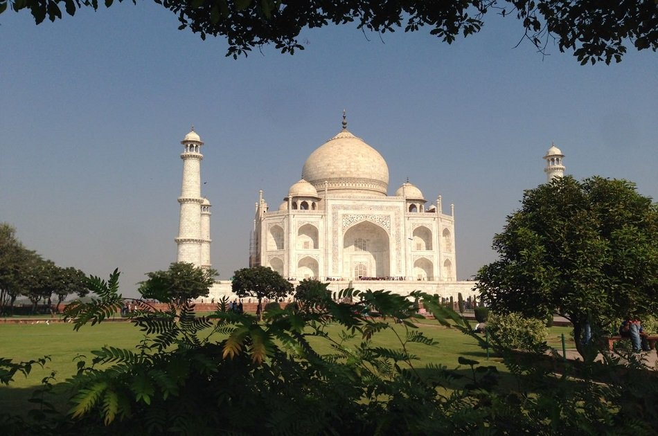 Taj Mahal 1 Day Private Guided Tour from Delhi