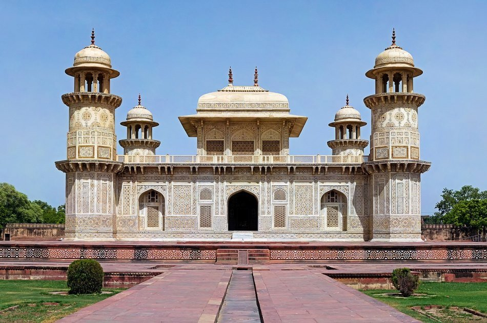 Taj Mahal And Agra Fort Private Day Tour From Delhi