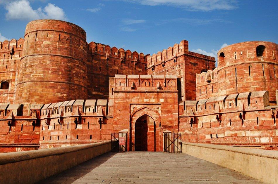 Taj Mahal Day Tour From Delhi