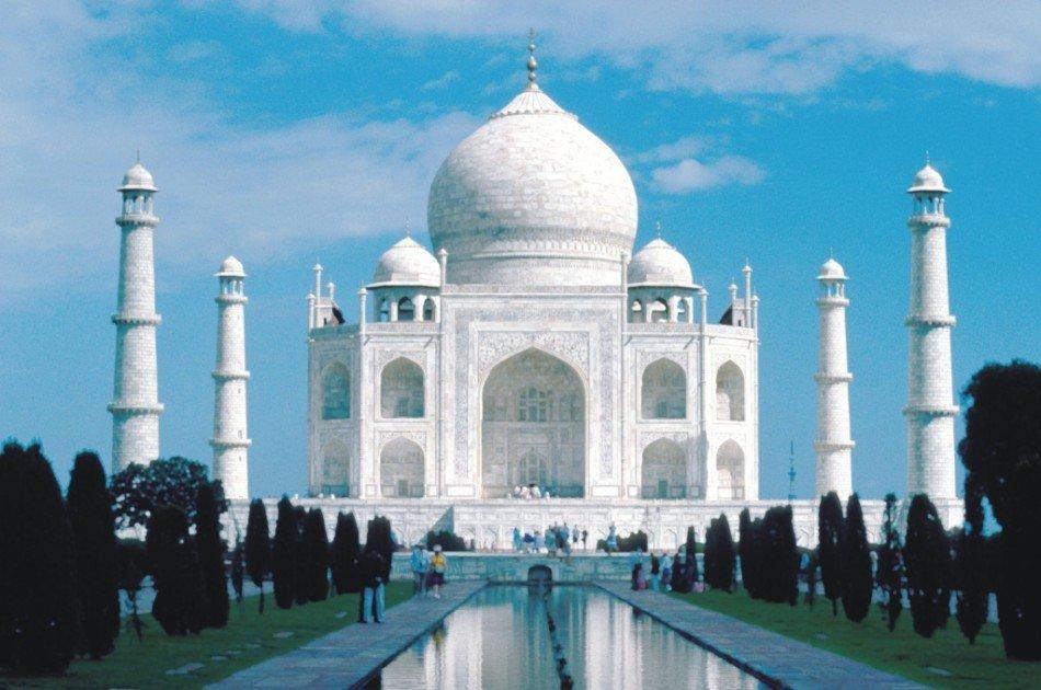 Taj Mahal Private Day Tour From New Delhi Including Agra Fort & Baby Taj