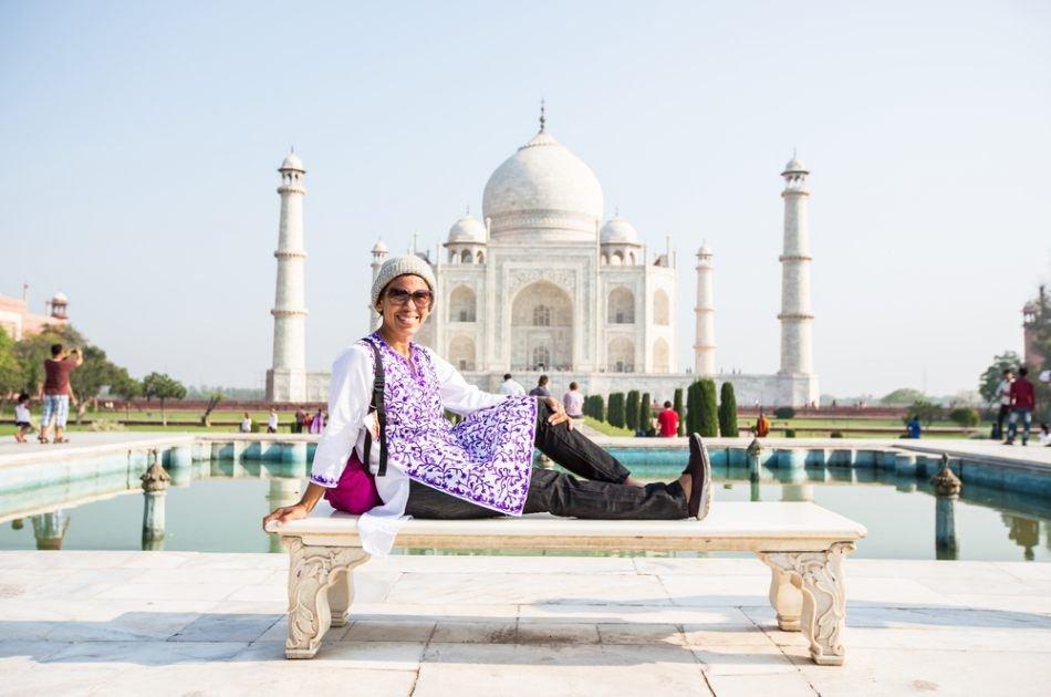 Taj Mahal Sunrise Private Tour From Delhi Including Agra Fort