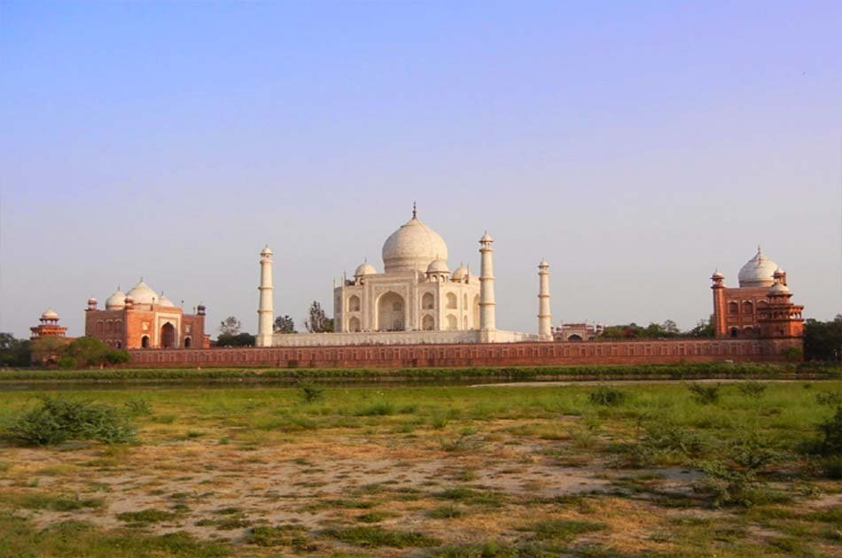 Taj Mahal Tour By Car With Lunch From Delhi