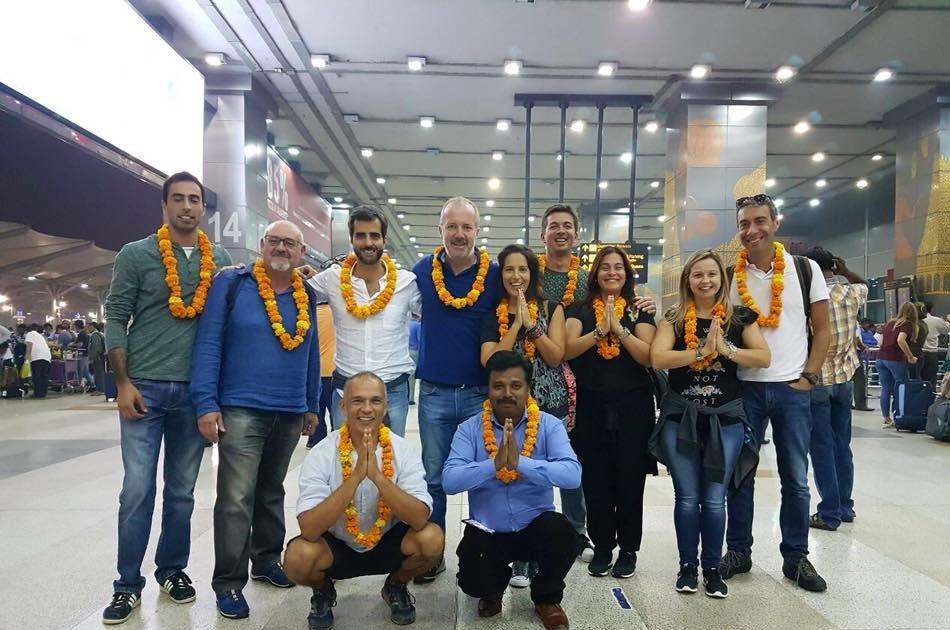 Taj Mahal Tour With Yoga Classes