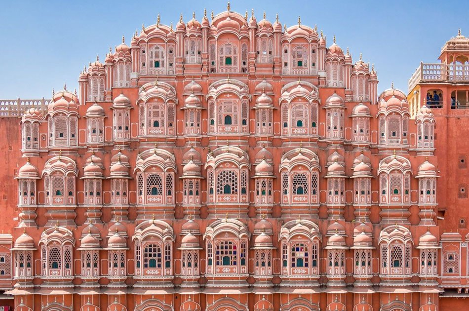 The Royal Golden Triangle 3 Nights and 4 Days Tour from New Delhi