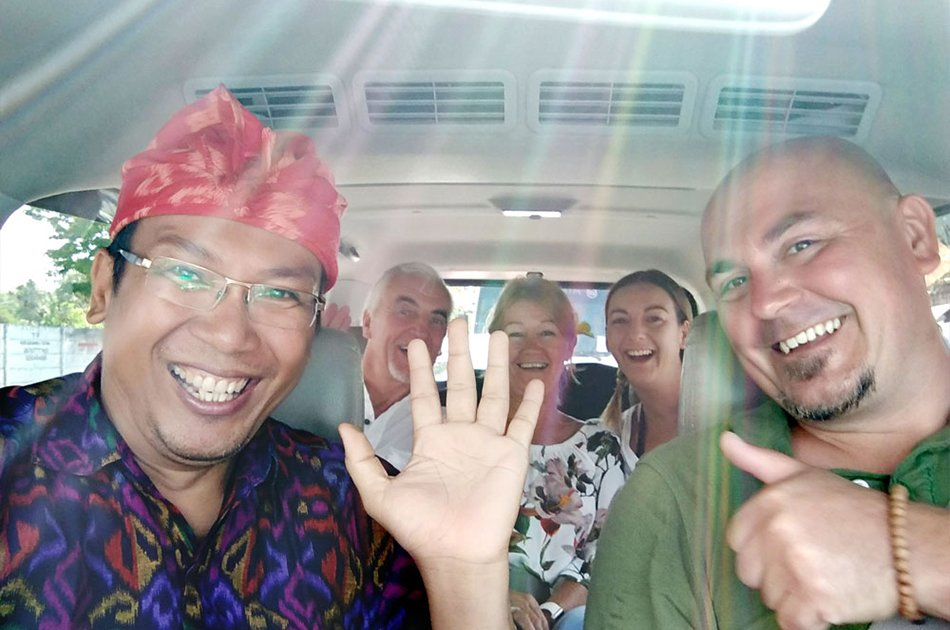 10 Hour Avanza Car Rental With Driver
