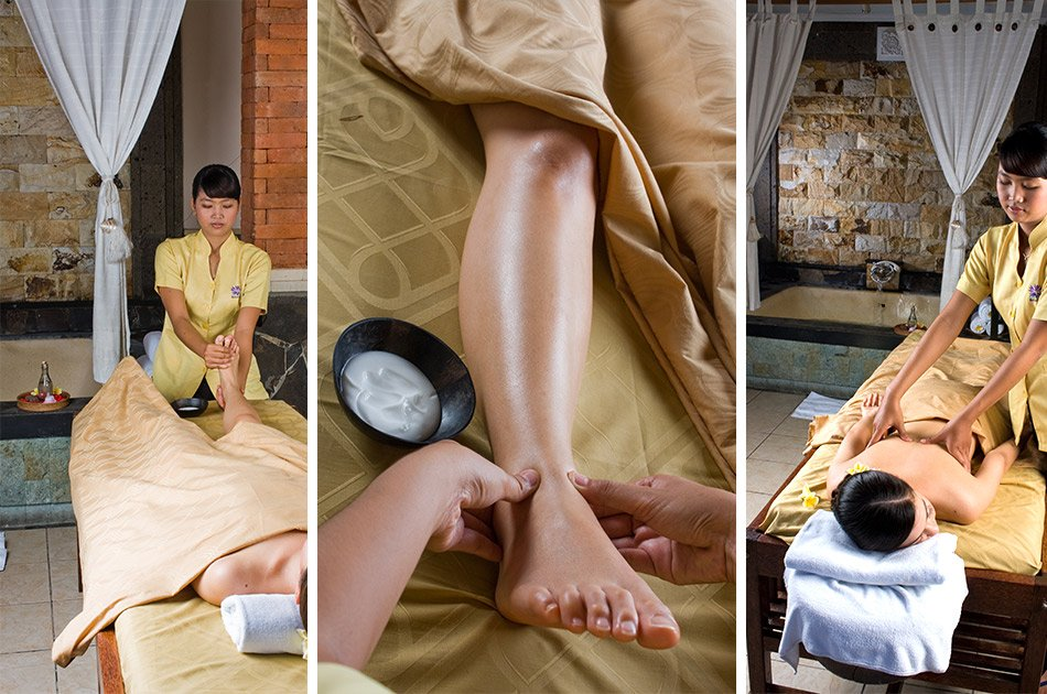 90 minute Bali Ritual Spa Package
