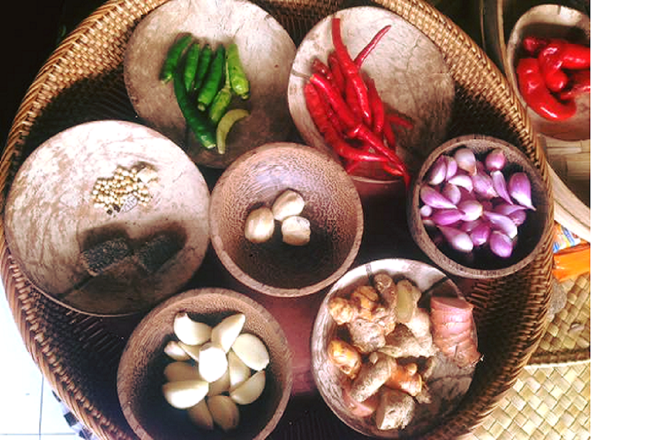 Afternoon Cooking Class in Ubud and Market Tours
