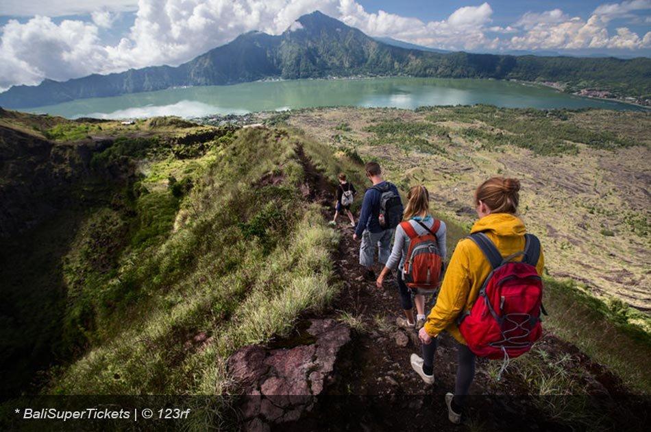 Bali Active Volcano & Sunrise Hiking