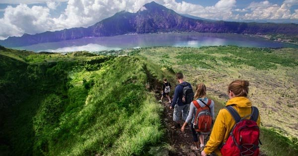 Bali Active Volcano & Sunrise Hiking