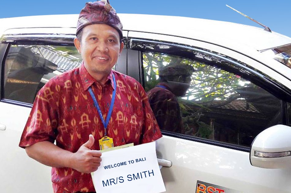 Bali Airport Pick up and Transfer to Zone 1