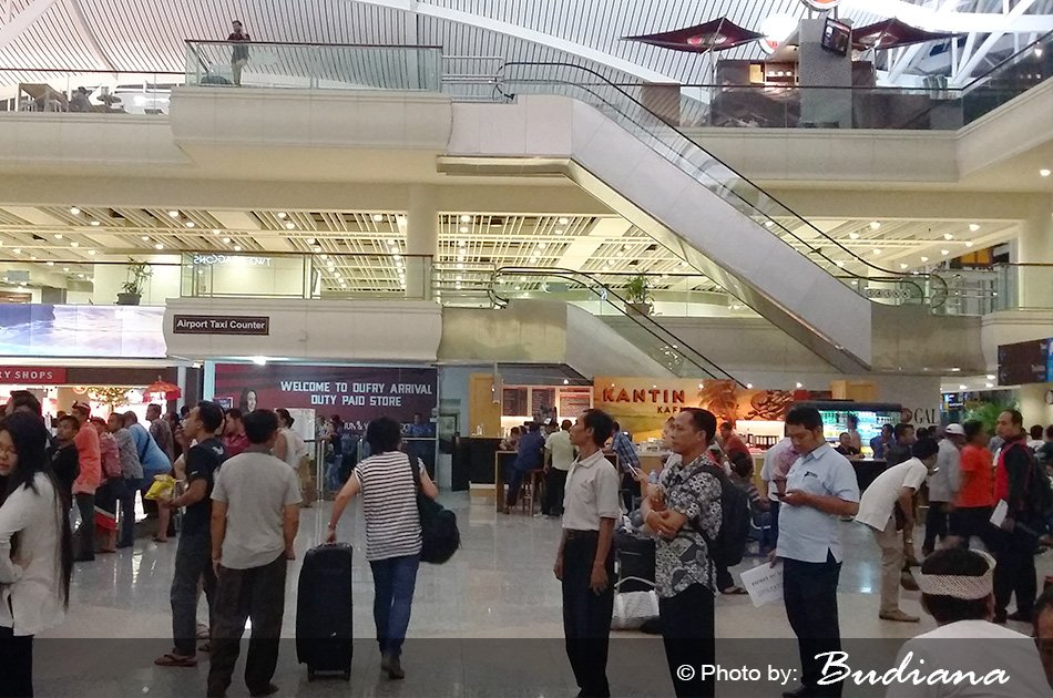 Bali Airport Pick up and Transfer to Zone 3