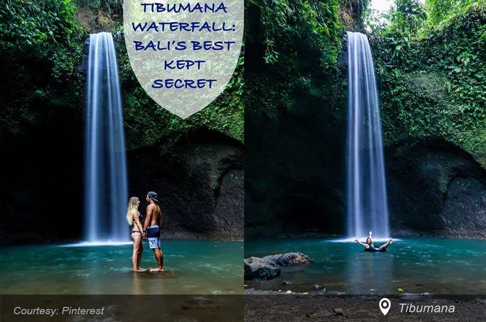 Bali Gorgeous Waterfalls Private Tour
