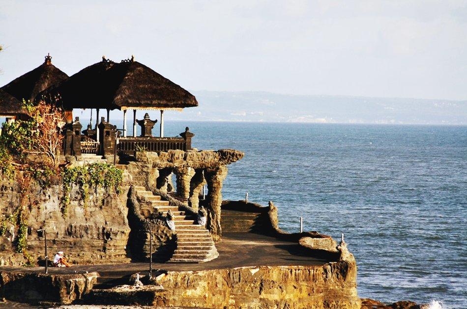 Bali Jewel at Sunset (Taman Ayun, Monkey Forest & Tanah Lot)