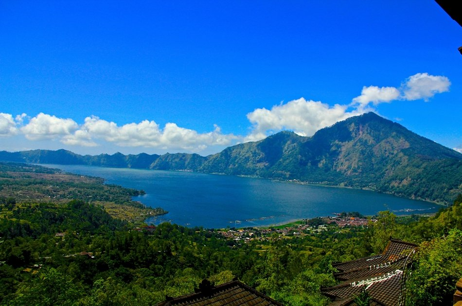Bali Kintamani Volcano Tour with Indonesian Buffet Lunch