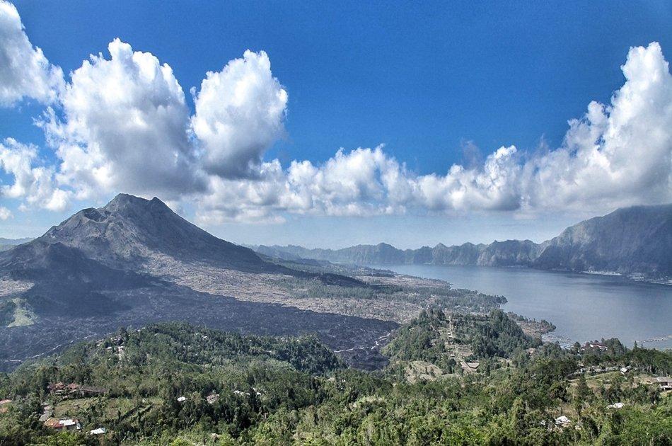 Bali Kintamani Volcano Tour with Indonesian Buffet Lunch