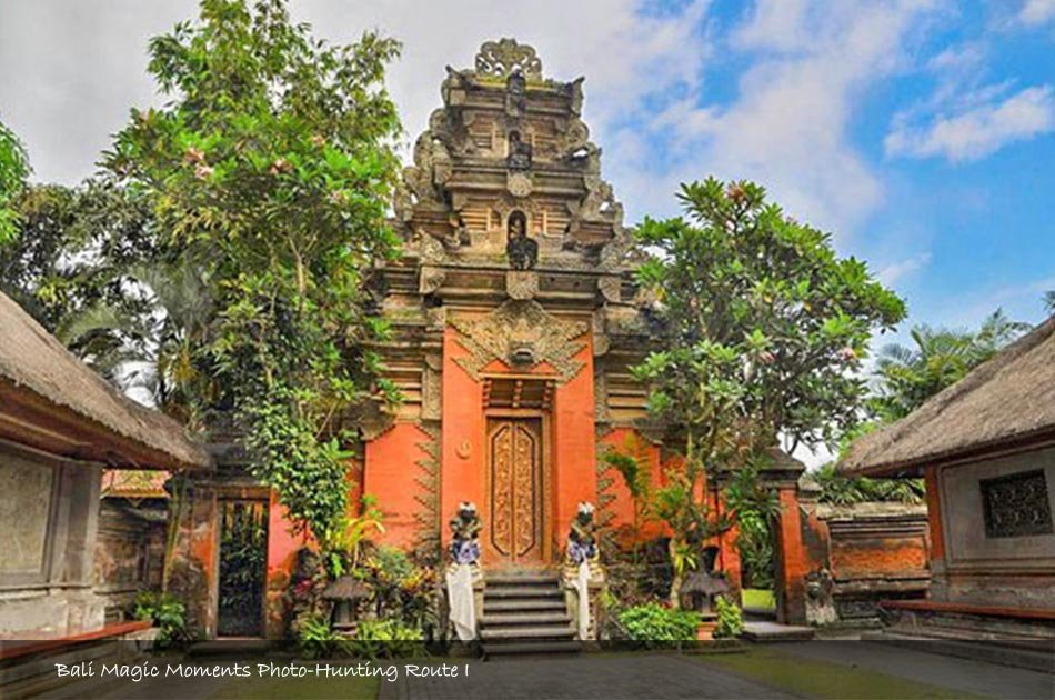 Bali Photography Full Day Private Tour (Zone 1)