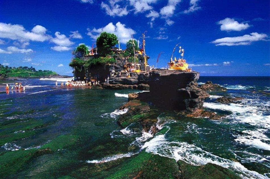 Bali Tanah Lot and Uluwatu Sunset Private Tour