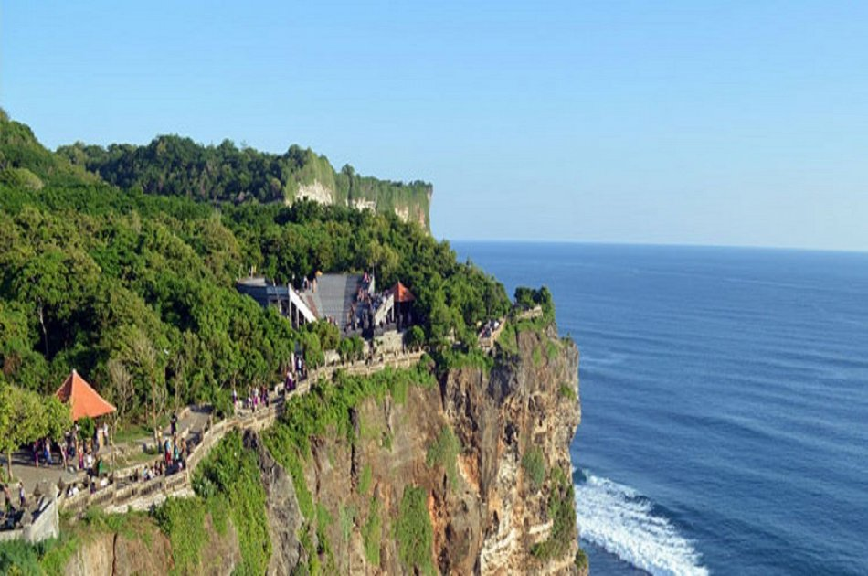 Bali Uluwatu Temple Half Day Sunset Private Tour with Optional Romantic Dinner