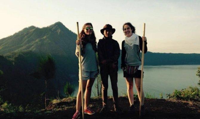 Bali Mt. Batur Volcano Sunrise Trekking Tour