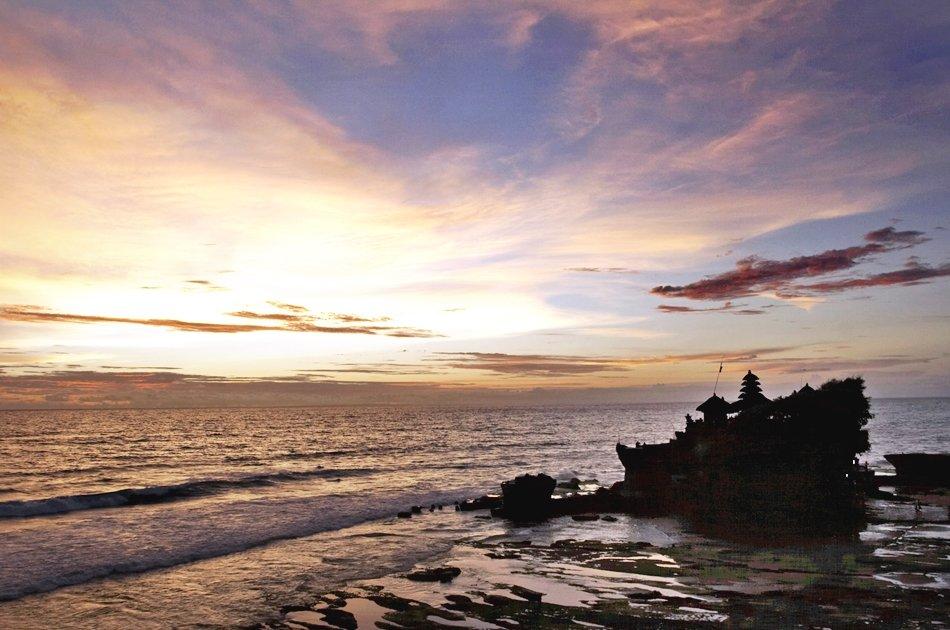 Balinese Dance Class & Tanah Lot Sunset Tour