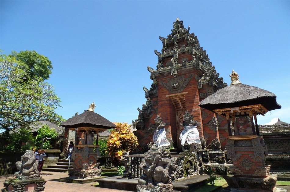 Best of Ubud with Tanah Lot Sunset Private Tour