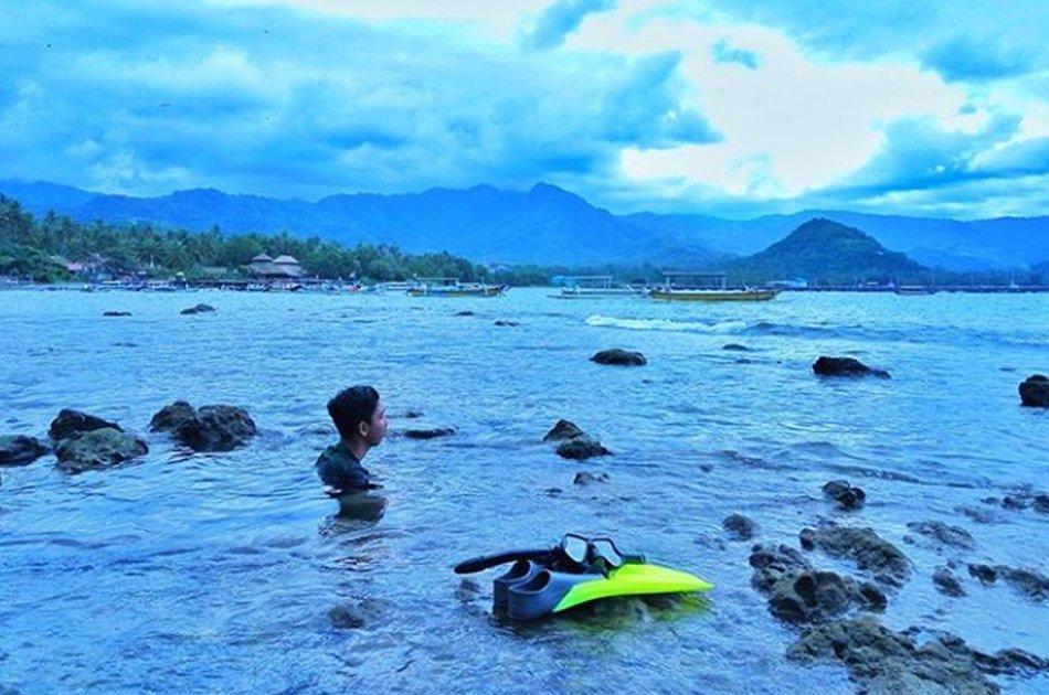Blue Lagoon Bali East Coast Snorkeling Tour
