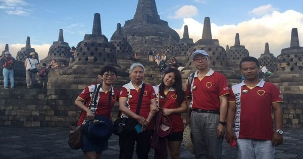 Borobudur Sunrise 5 Hour Private Tour from Yogyakarta