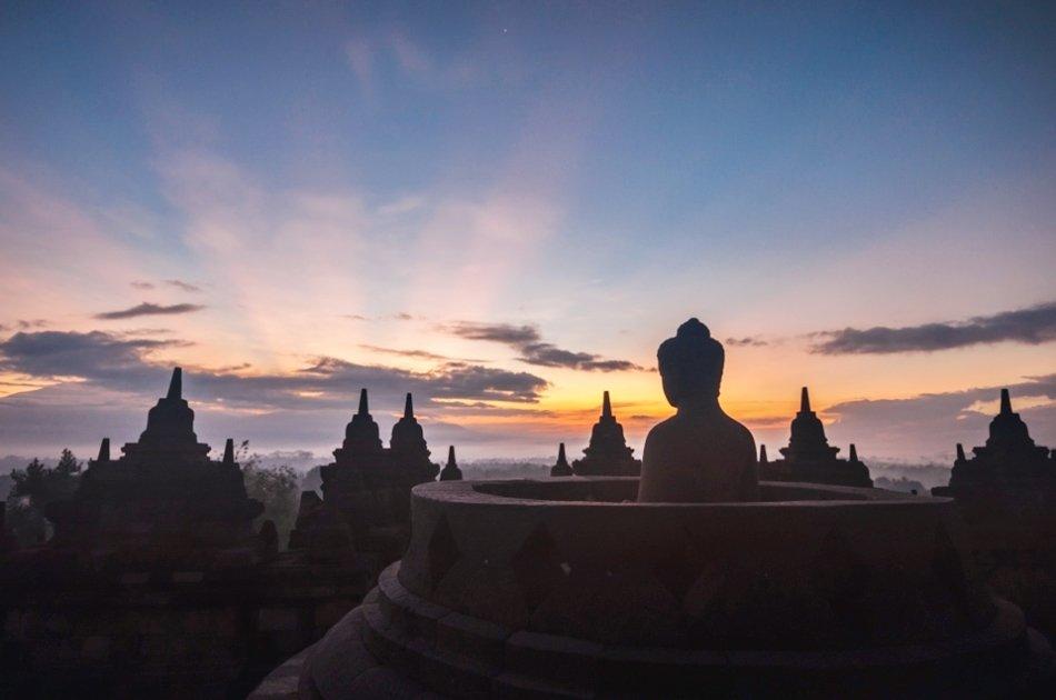 Borobudur Sunrise Private Tour from Yogyakarta