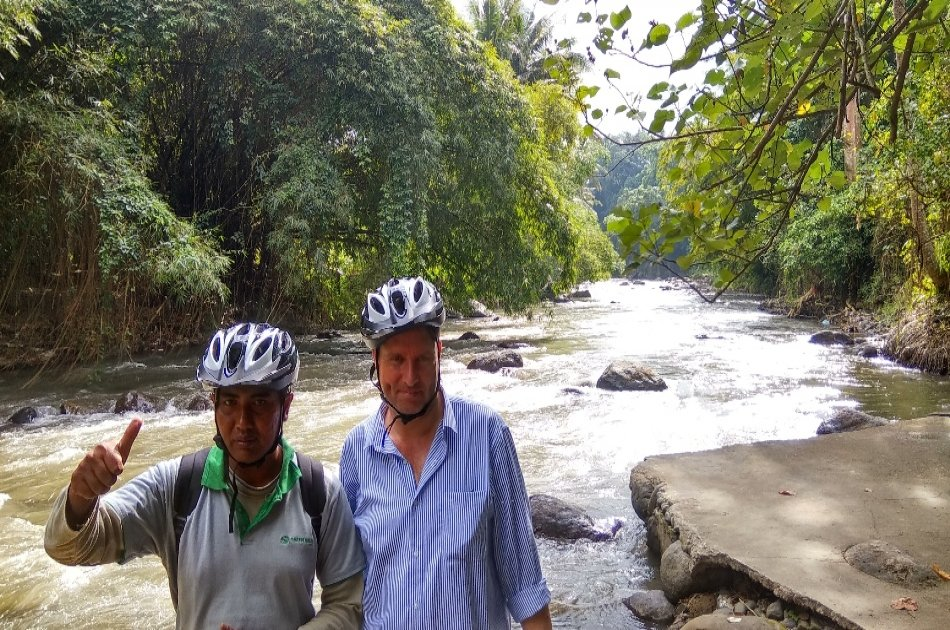Cycling Tour Through South Ubud Nature and Villages