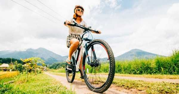 Exciting Ebike Cycling Tour, Jatiluwih Bali