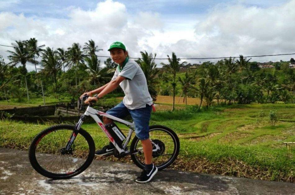 Exciting Ebike Cycling Tour, Jatiluwih Bali