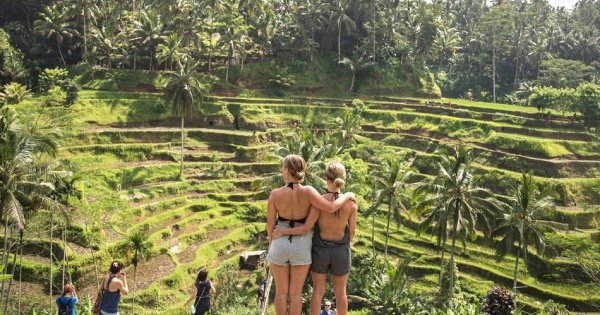 Experience Beautiful Ubud in Bali on a Private Full Day Tour with Driver