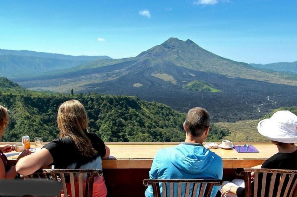 Full Day Private Tour Kintamani - Ubud - Tegenungan (Buffet Lunch in Kintamani)