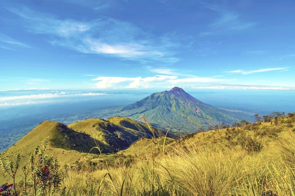 Hiking to Mt. Merapi Slopes from Yogyakarta