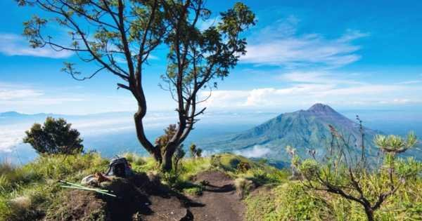 Hiking to Mt. Merapi Slopes from Yogyakarta