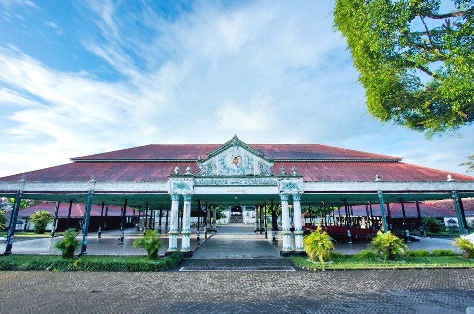 Indulgent Yogyakarta Private City Tour