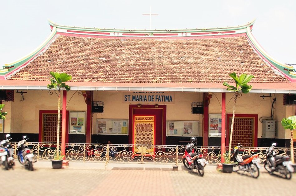 Jakarta's Chinatown Charm