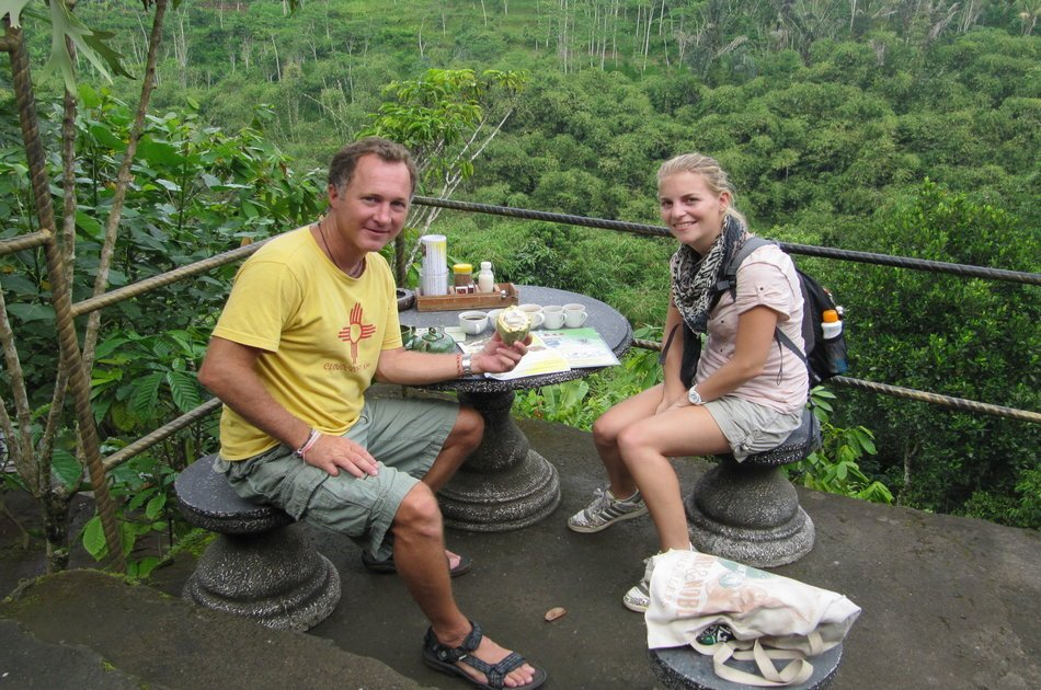Jati Luwih and Tanah Lot Tour in Bali