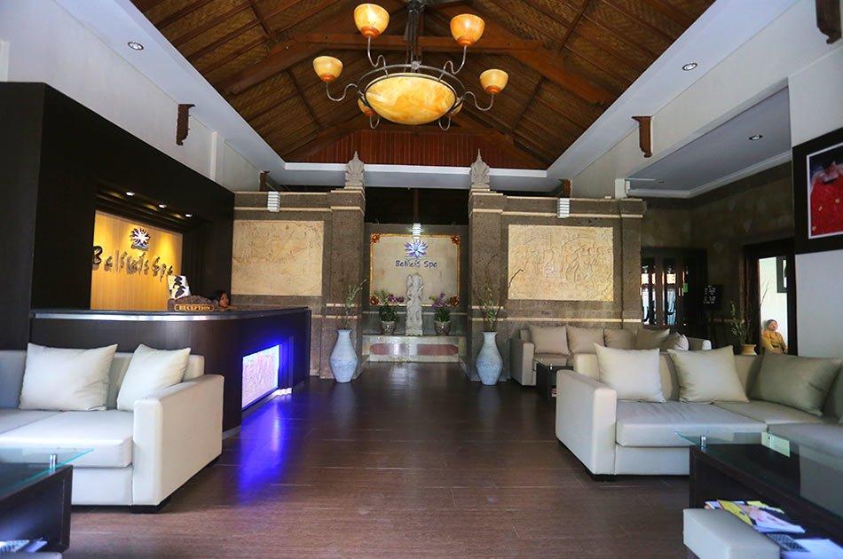 Luxury Villa Spa Memorial Package   4 Hours