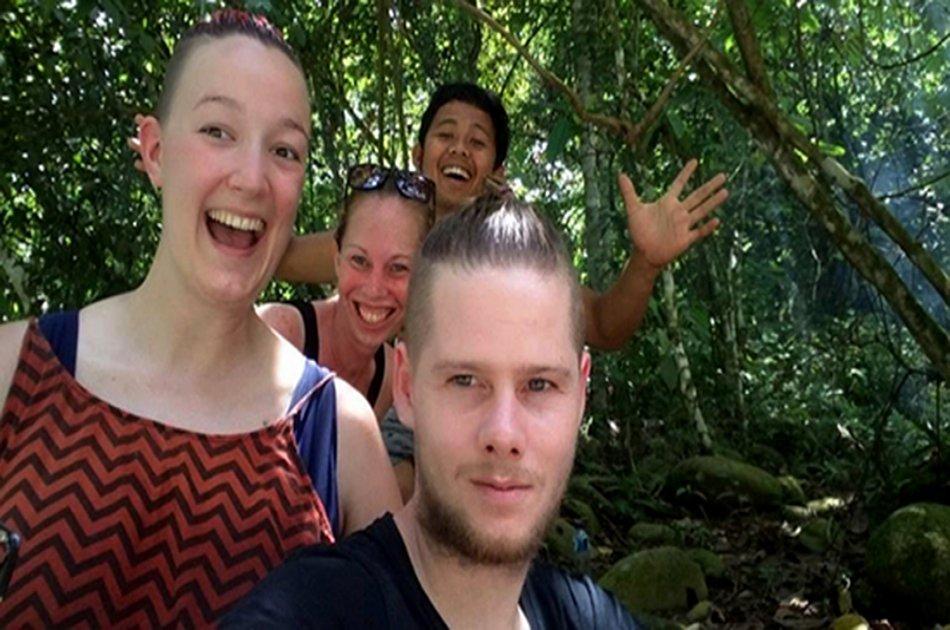 Private 4 Days Tour in Bukit Lawang